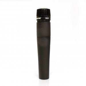 Фото 5 - Shure SM57 Made In Mexico (used).