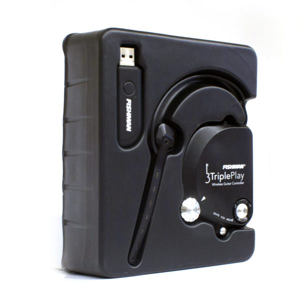 Фото 2 - Fishman TriplePlay MIDI Wireless Guitar Controller (used).
