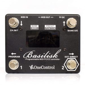 Фото 25 - One Control Basilisk MIDI Switcher  (used).