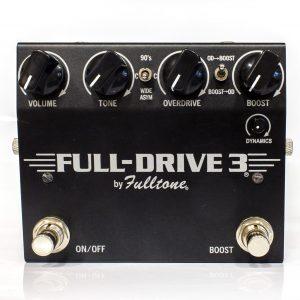Фото 4 - Fulltone Full-Drive 3 (used).