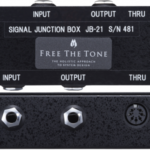 Фото 5 - Free The Tone Signal Juction Box JB-21.