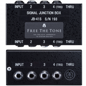 Фото 4 - Free The Tone Signal Juction Box JB-41S.