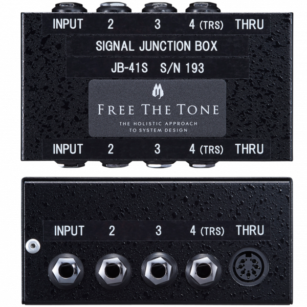 Фото 2 - Free The Tone Signal Juction Box JB-41S.