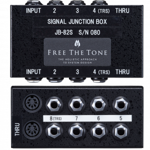 Фото 3 - Free The Tone Signal Juction Box JB-82S.