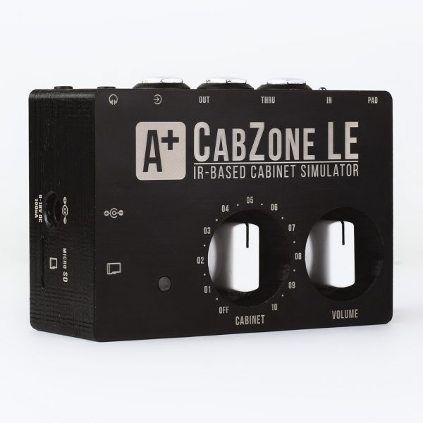 Фото 3 - A+ (Shift line) CabZone LE Impulse CabSim + корпус.