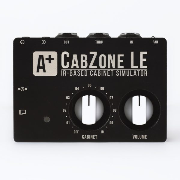 Фото 2 - A+ (Shift line) CabZone LE Impulse CabSim + корпус.