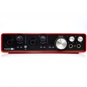 Фото 21 - Focusrite Scarlett 6i6 2nd Gen (used).