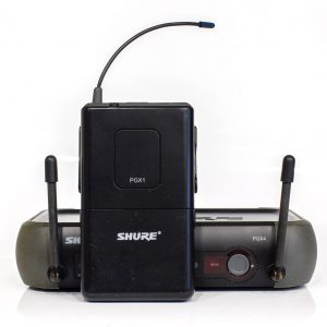 Фото 9 - Shure PGX4 PGX1 Wireless System (used).