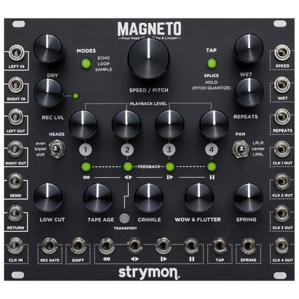 Фото 1 - Strymon Magneto dTape Echo & Looper.