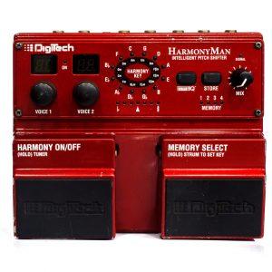 Фото 12 - Digitech HM2 HarmonyMan Intelligent Pitch Shifter  (used).