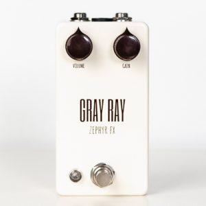 Фото 4 - Zephyr FX Gray Ray Vintage Overdrive(DOD 250 Grey Spec).