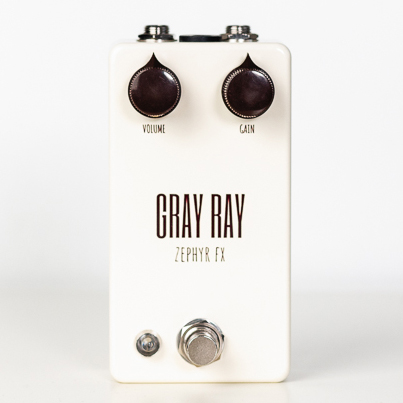 Фото 1 - Zephyr FX Gray Ray Vintage Overdrive(DOD 250 Grey Spec).