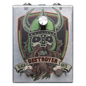 Фото 5 - Black Arts Toneworks Destroyer Fuzz.