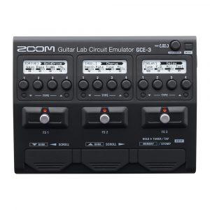 Фото 7 - Zoom GCE-3 Guitar Lab Circuit Emulator.