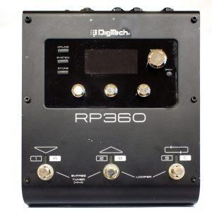 Фото 20 - Digitech RP360 Guitar processor (used).