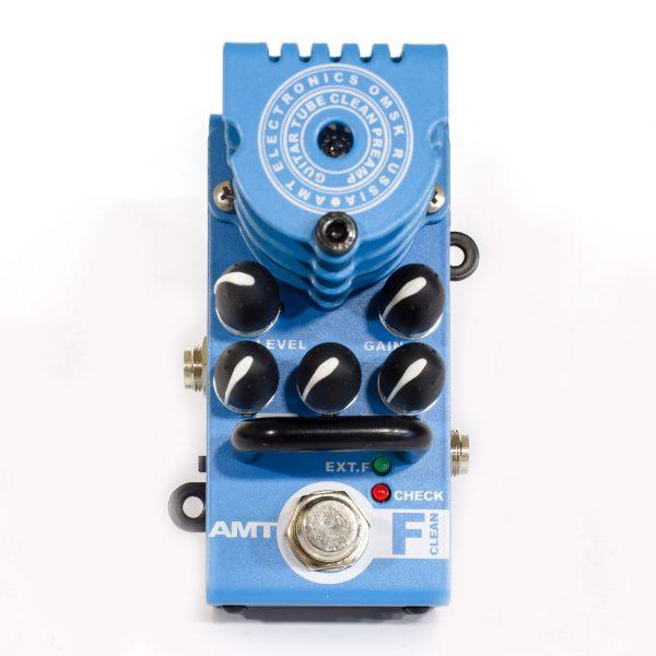 Фото 4 - AMT Bricks F-Clean - ламповый гитарный предусилитель.