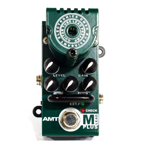 Фото 5 - AMT Bricks M-Lead PLUS - ламповый гитарный предусилитель.