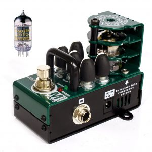 Фото 6 - AMT Bricks M-Lead PLUS - ламповый гитарный предусилитель.