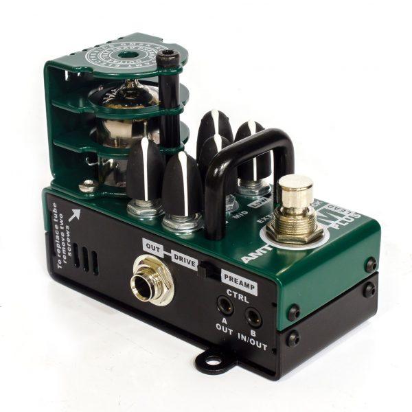 Фото 3 - AMT Bricks M-Lead PLUS - ламповый гитарный предусилитель.