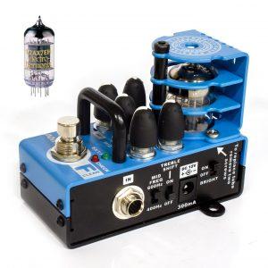 Фото 5 - AMT Bricks F-Clean - ламповый гитарный предусилитель.