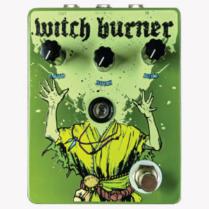 Фото 8 - Black Arts Toneworks Witch Burner Overdrive.