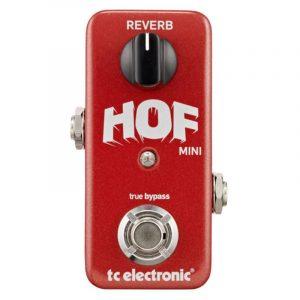 Фото 17 - TC Electronic Hall of Fame (HOF) Mini Reverb.