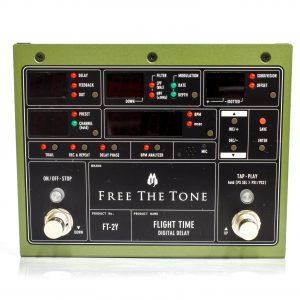 Фото 18 - Free The Tone FT-2Y Flight Time Digital Delay (used).