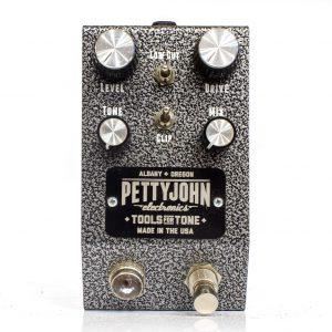 Фото 12 - Pettyjohn Electronics Iron Overdrive Distortion (used).