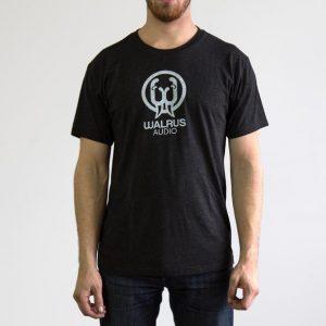 Фото 9 - Walrus Audio Logo Tee футболка.