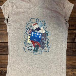 Фото 3 - Футболка UNIKA Pedals T-Shirt.