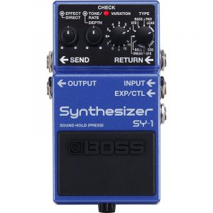 Фото 17 - Boss SY-1 Synthesizer.