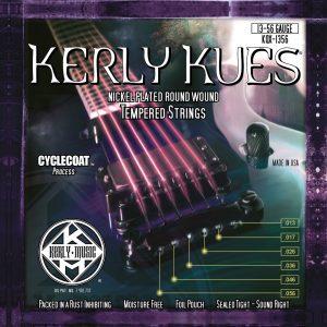 Фото 7 - KERLY KQX-1356 Kues Nickel Plated Steel Tempered струны для электрогитары.