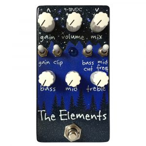 Фото 6 - Dr. Scientist The Elements Equalizer Overdrive Distortion.