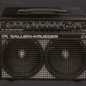 Фото 7 - Gallien Krueger ML E 206 (used).