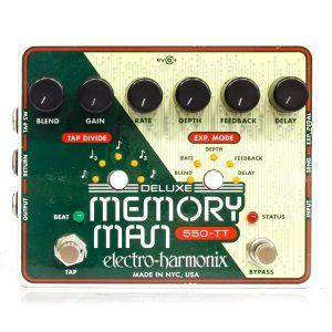 Фото 10 - Electro-Harmonix (EHX) Deluxe Memory Man 550-TT (used).