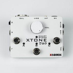 Фото 7 - Xsonic Xtone Duo Guitar&Mic Smart Audio Interface.