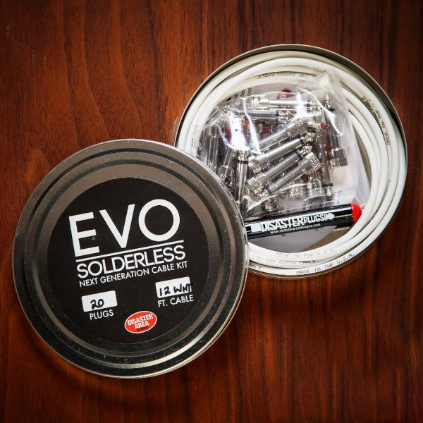 Фото 7 - Disaster Area Designs EVO Solderless Cable 1010 Kit.