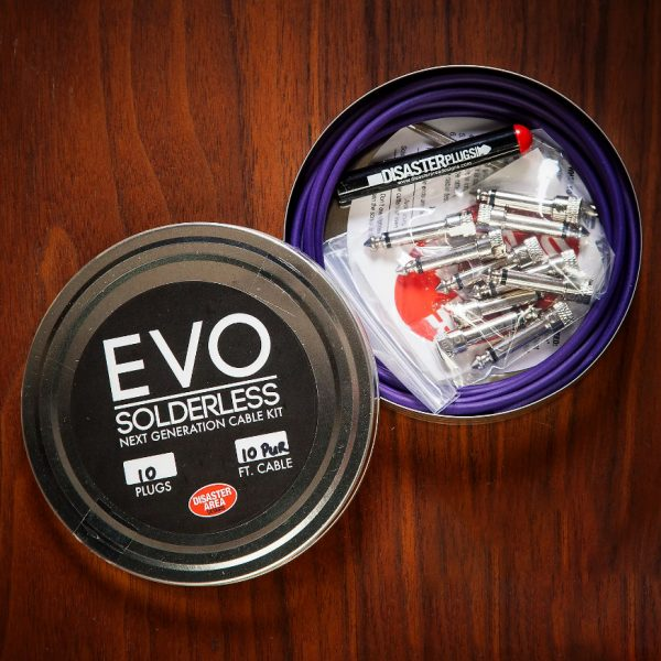 Фото 6 - Disaster Area Designs EVO Solderless Cable 1010 Kit.