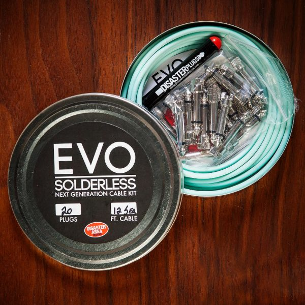 Фото 3 - Disaster Area Designs EVO Solderless Cable 1010 Kit.