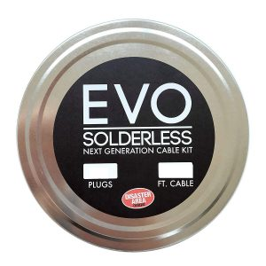 Фото 21 - Disaster Area Designs EVO Solderless Cable 1010 Kit.