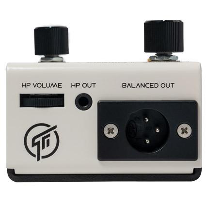 Фото 4 - GFI System Cabzeus Mono Speaker Simulator + DI Box.