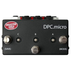 Фото 6 - Disaster Area DPC.micro Switching Controller.