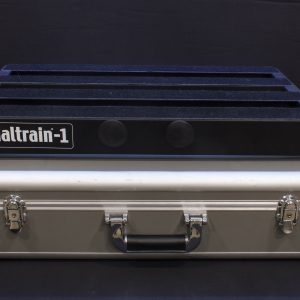 Фото 3 - Pedaltrain Classic 1 Hard Case (used).