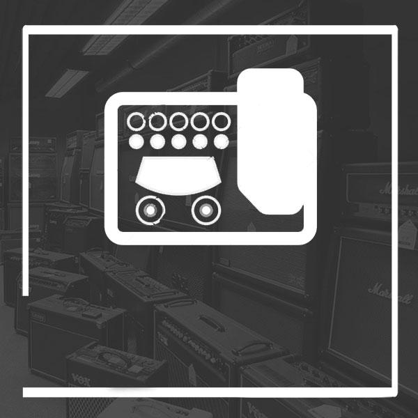 Гитарные процессоры б/у