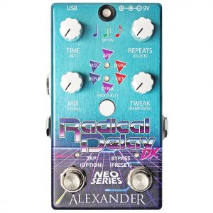 Фото 6 - Alexander Pedals Radical Delay DX.