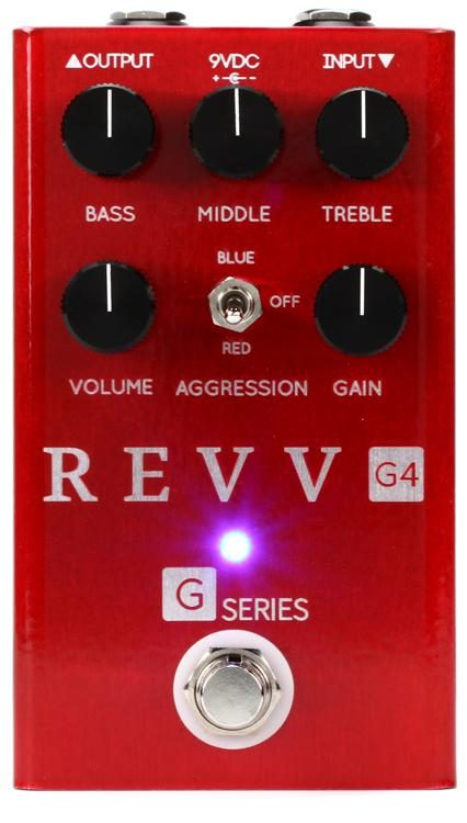 Фото 4 - Revv G4 Distortion.