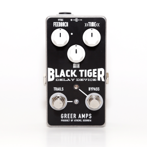 Фото 2 - Greer Amps Black Tiger Delay Device.