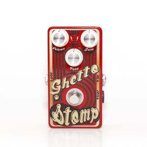 Фото 3 - Greer Amps Ghetto Stomp Overdrive.