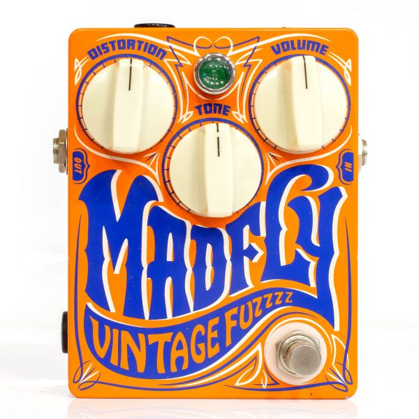 Фото 1 - Dr. No Madfly Vintage Fuzz  (used).