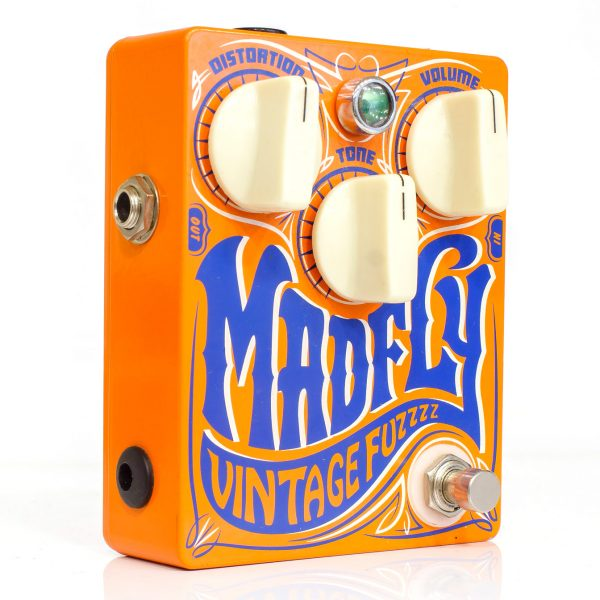 Фото 3 - Dr. No Madfly Vintage Fuzz  (used).
